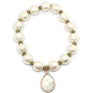Bracelet CHARLESTON pierre