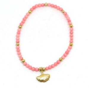 Bracelet SHELL pierre
